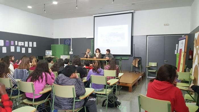 Alumnos del Instituo Peset Alexaindre