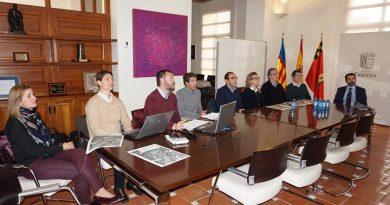 Presentación del proyecto del Barranco de la Font
