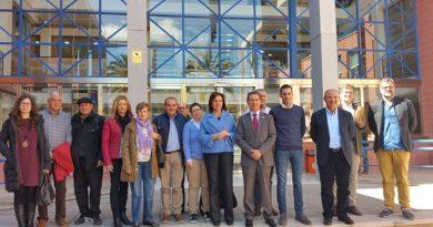 Reunión municipios afectados ampliación V-30