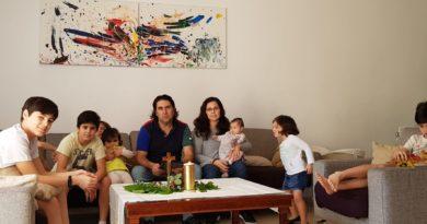 ESPECIAL CORONAVIRUS: ¿Cómo llevar la cuarentena de la mejor manera posible, en casa y con 8 hijos?