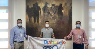 """Paterna se suma al proyecto nacional """"Kilómetros por la diabetes"""", una carrera virtual que recorrerá España para impulsar la investigación y la educación diabetológica y que llega a Paterna este fin de semana."""