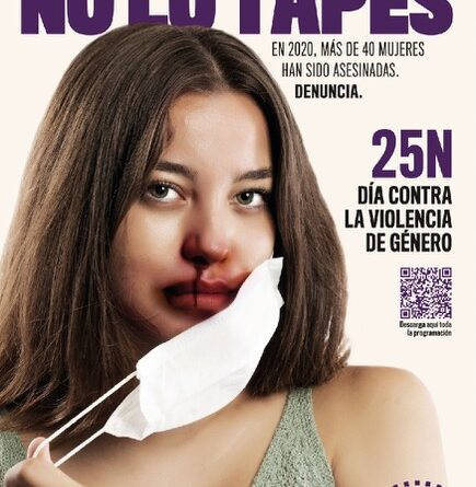 Paterna se moviliza contra la violencia machista con motivo del 25 N