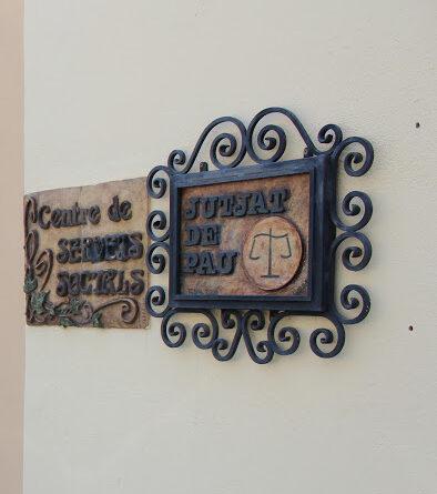El juzgado de paz de Godella cierra por cuarentena y se traslada a la sede de Paterna