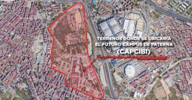 Paterna optará a los fondos Next Generation de la Unión Europea con el Campus de Paterna para la Innovación y el desarrollo de la Formación Profesional en Ciberseguridad y Biotecnología (CAPCIBI) que el Ayuntamiento está proyectando en la ciudad.