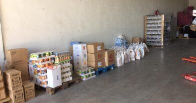 Asivalco apela a la colaboración de las empresas para realizar su tradicional campaña solidaria y entregar alimentos a las familias necesitadas de Paterna