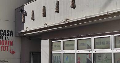Compromís per Paterna denuncia el desmantelamiento de la Casa de la Juventud del centro del municipio inaugurada en mayo de 2019